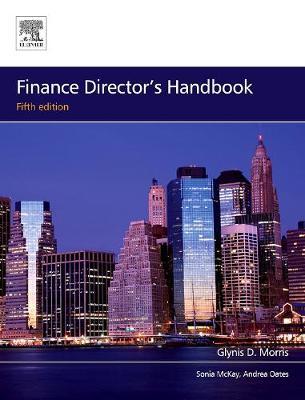 Finance Director's Handbook (Paperback)