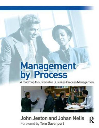Management by Process (Paperback)