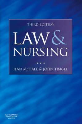 Law and Nursing (Paperback)
