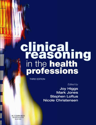 Clinical Reasoning in the Health Professions (Paperback)