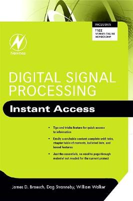 Digital Signal Processing: Instant Access - Instant Access (Paperback)