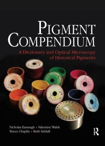 Pigment Compendium (Hardback)