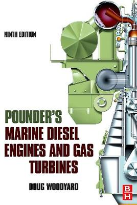 Pounder's Marine Diesel Engines and Gas Turbines (Hardback)