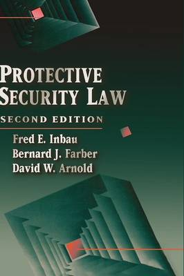 Protective Security Law (Hardback)
