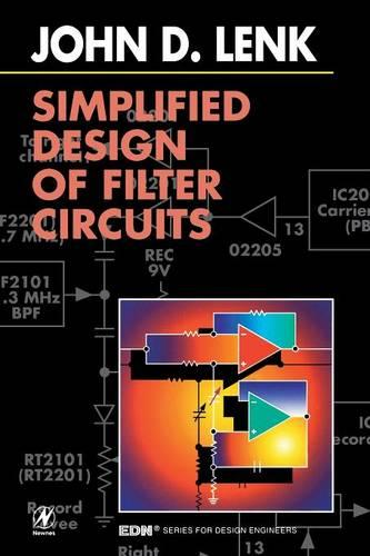 Simplified Design of Filter Circuits - EDN Series for Design Engineers (Paperback)