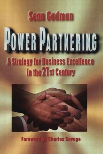 Power Partnering (Paperback)