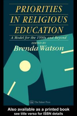 Priorities In Religious Education (Paperback)