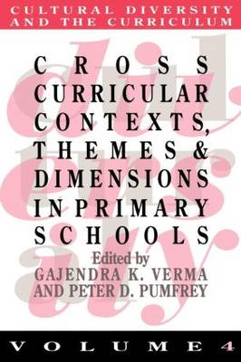 Cross Curricular Contexts, Themes And Dimensions In Primary Schools (Paperback)