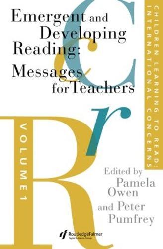 Children Learning To Read: International Concerns: Volume 1 (Paperback)