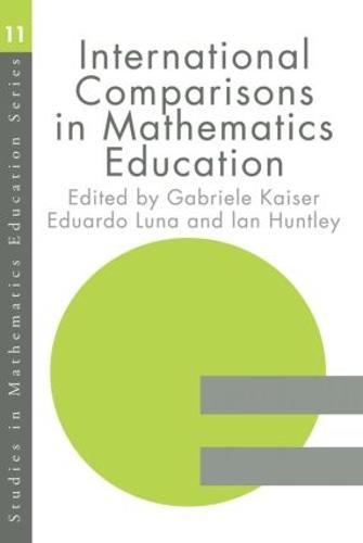 International Comparisons in Mathematics Education (Paperback)