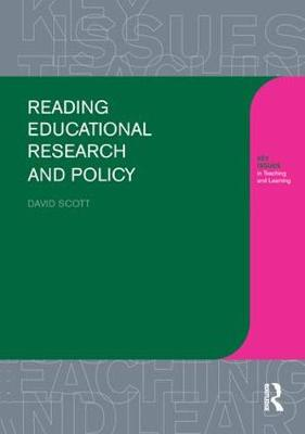 Reading Educational Research and Policy (Paperback)