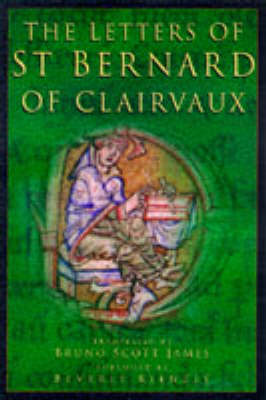 The Letters of St. Bernard of Clairvaux (Paperback)