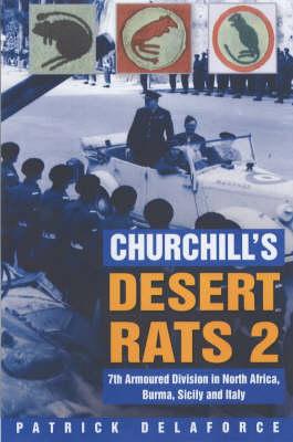 Churchill's Desert Rats 2 (Hardback)