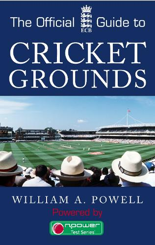 ECB Guide to Cricket Grounds (Hardback)
