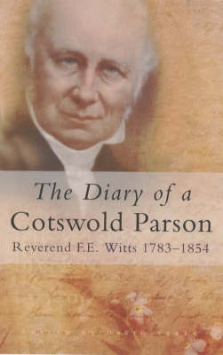 The Diary of a Cotswold Parson (Paperback)
