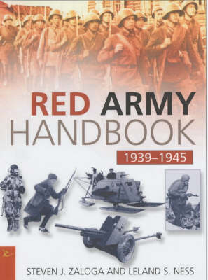 The Red Army Handbook 1939-1945 (Paperback)