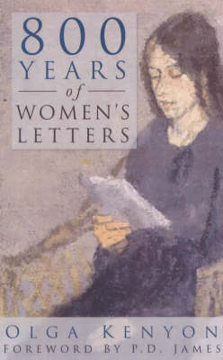 800 Years of Women's Letters (Paperback)
