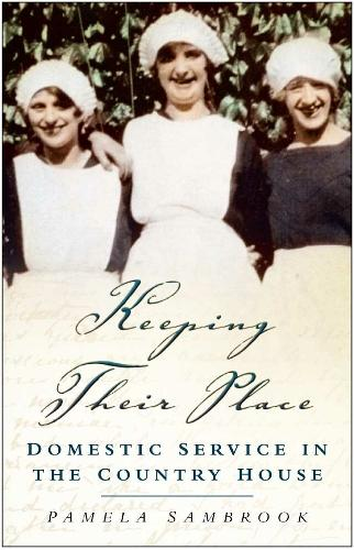 Keeping Their Place: Domestic Service in the Country House 1700-1920 (Paperback)