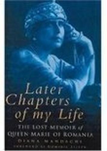 Later Chapters of My Life (Paperback)