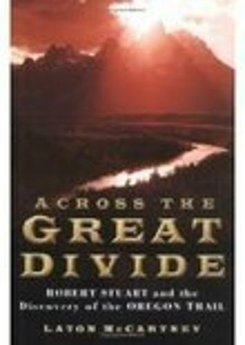 Across the Great Divide (Hardback)