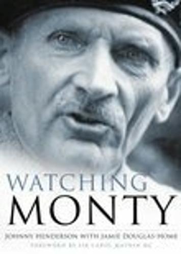 Watching Monty (Hardback)