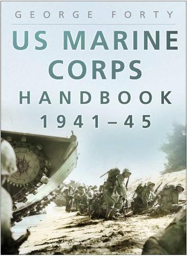US Marine Corps Handbook 1941-1945 (Paperback)