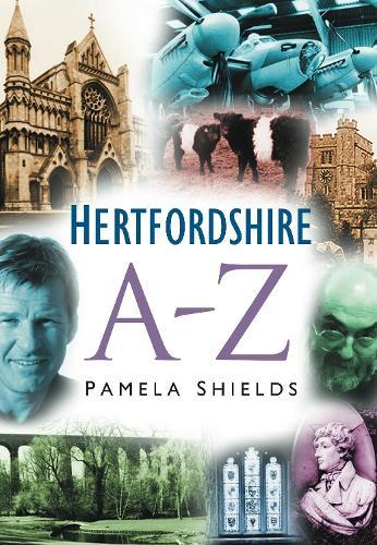 Hertfordshire A-Z (Paperback)