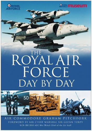 Royal Air Force Day by Day (Hardback)