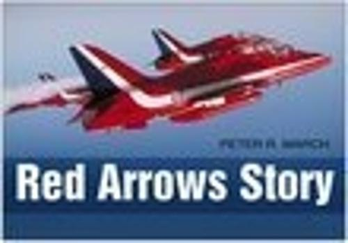 The Red Arrows Story (Hardback)