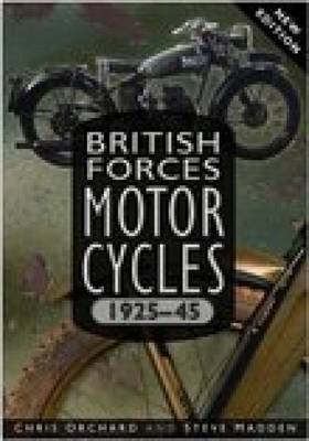 British Forces Motorcycles: 1925-45 (Hardback)