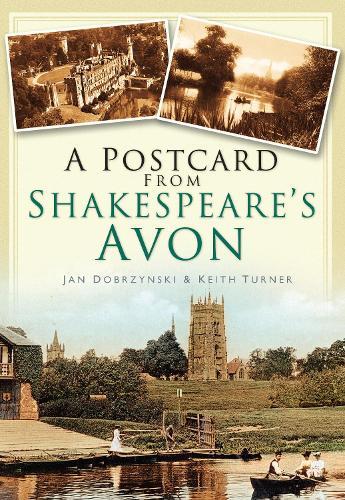 Postcard from Shakespeare's Avon (Paperback)