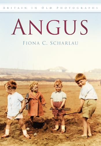 Angus in Old Photographs (Paperback)