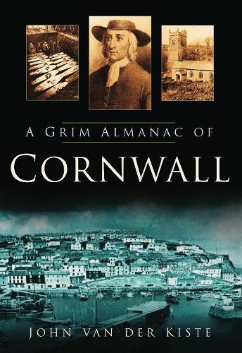 A Grim Almanac of Cornwall (Paperback)