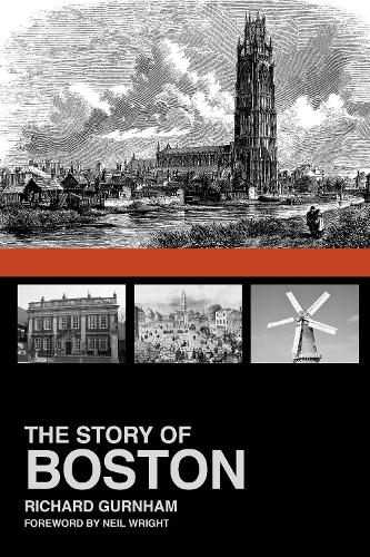 The Story of Boston (Paperback)