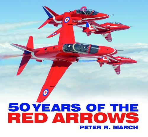 50 years of the Red Arrows (Paperback)