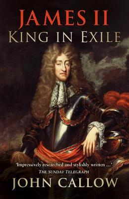 James II: King in Exile (Paperback)
