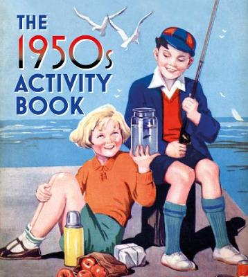 The 1950s Activity Book (Paperback)