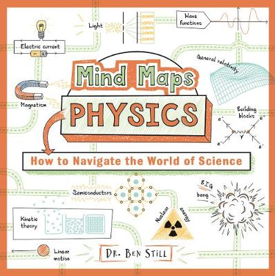 Mind Maps: Physics: How to Navigate the World of Science - Mind Maps (Paperback)