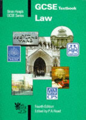 GCSE Law: Textbook - GCSE S. (Paperback)