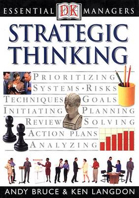 Strategic Thinking - Essential Managers (Paperback)