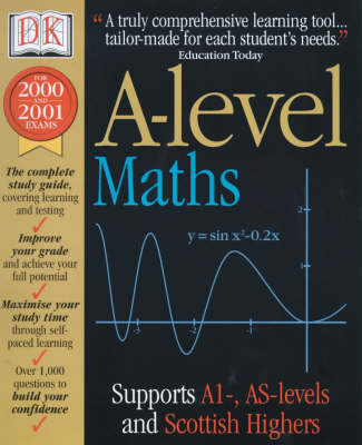 A-level Maths 2001-2002: Windows/Macintosh - A-level 2001-2002 (CD-ROM)