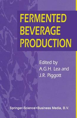Fermented Beverage Production (Hardback)