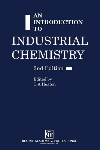 An Introduction to industrial chemistry (Paperback)
