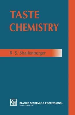 Taste Chemistry (Hardback)