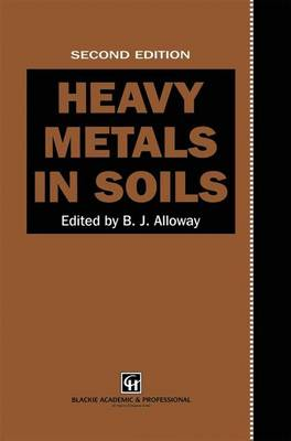 Heavy Metals in Soils (Hardback)