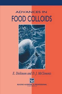 Advances in Food Colloids (Hardback)