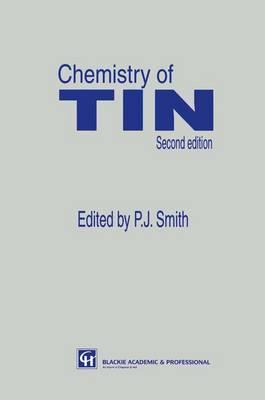 Chemistry of Tin (Hardback)