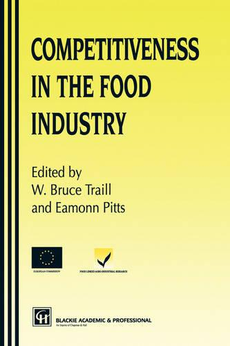 Competitiveness Food Industry (Hardback)