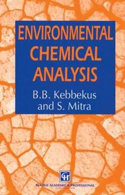 Environmental Chemical Analysis (Paperback)