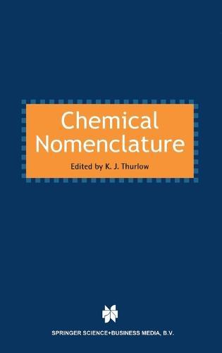Chemical Nomenclature (Hardback)